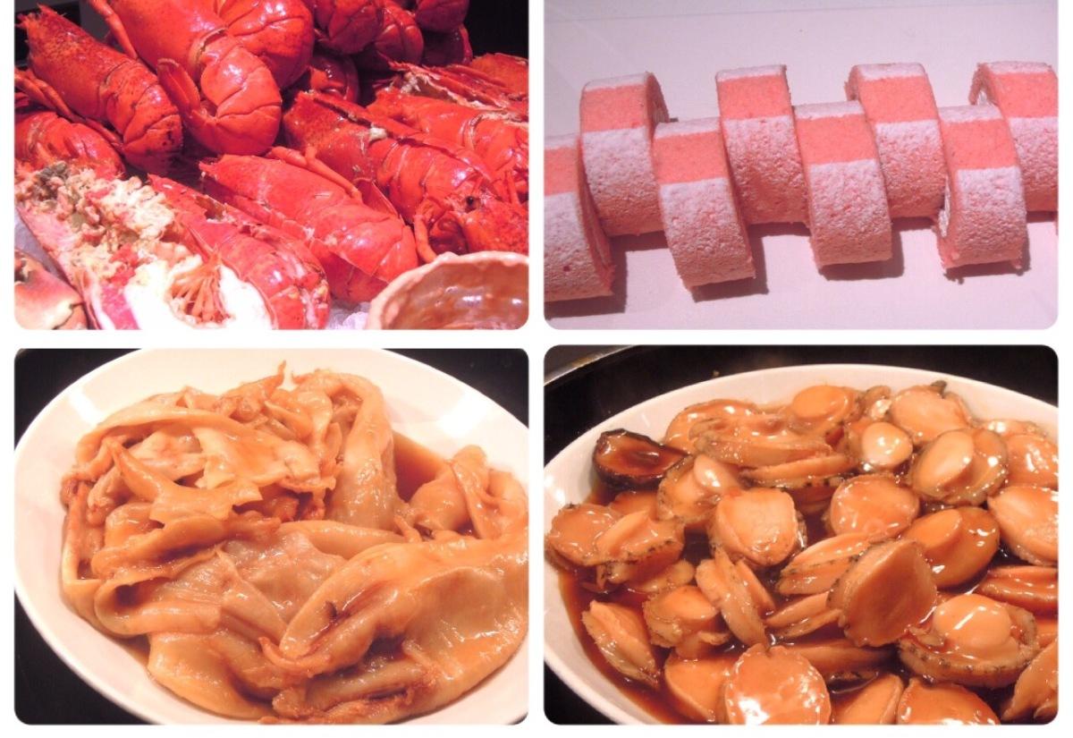 【自助餐】JW 咖啡室 @ 香港JW萬豪酒店 - 花膠海味自助餐