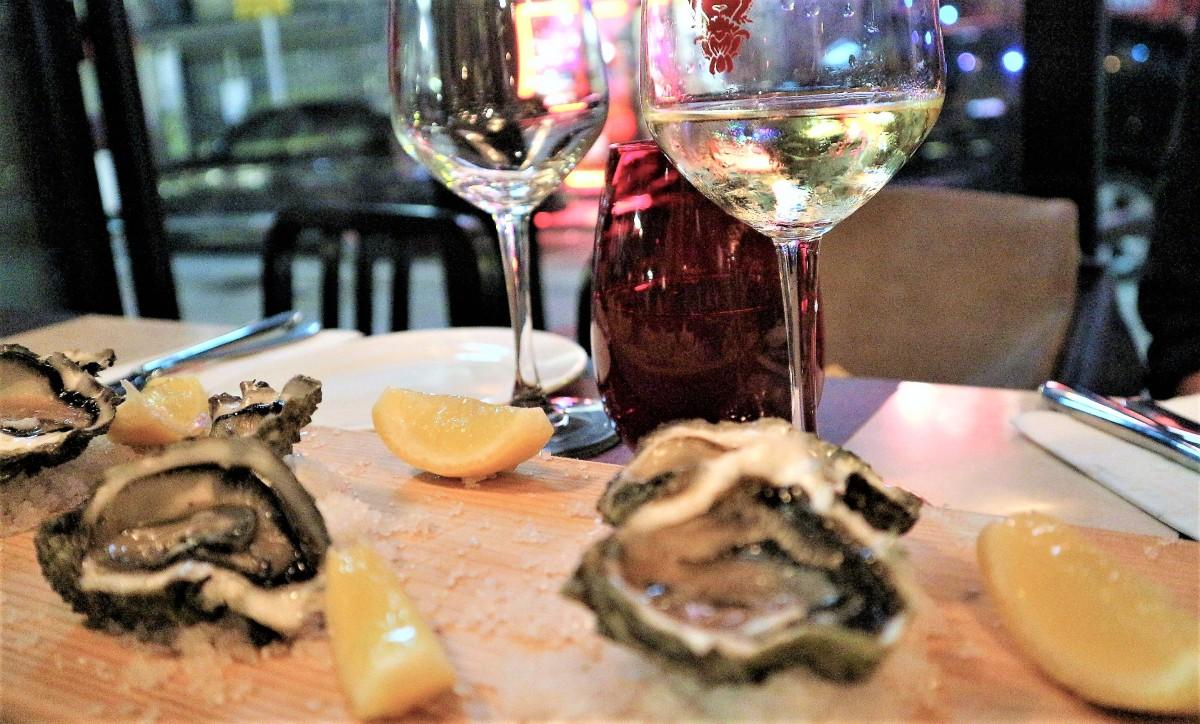 【生蠔優惠】尖沙咀Scarlett Cafe & Wine Bar 推出期間限定法國生蠔拼盤!
