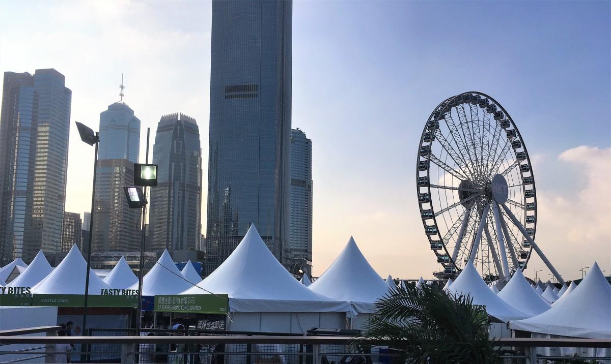 【Event】香港美酒佳餚巡禮 Wine and Dine 2017 之  今年亮點及購票優惠詳情!
